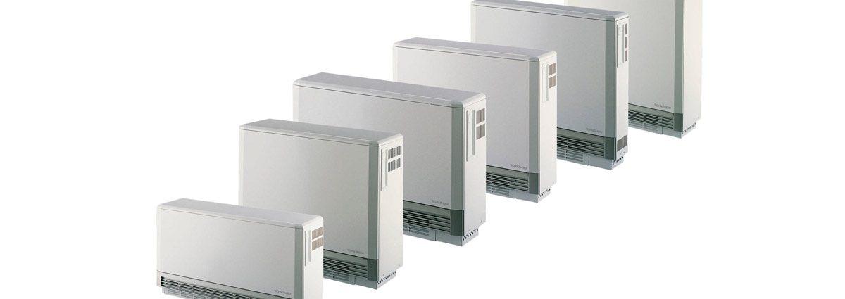 acumuladores de calor